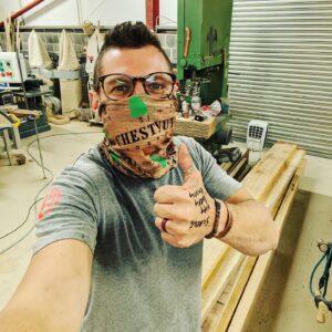 Cedar Cuts Moore Joinery