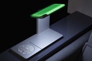 beautiful design, Valkyrie 2 Business Class Suite Prototype