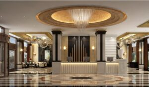 High quality commercial decorators